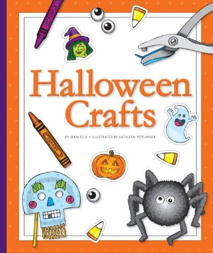 Halloween Crafts (CraftBooks)]()