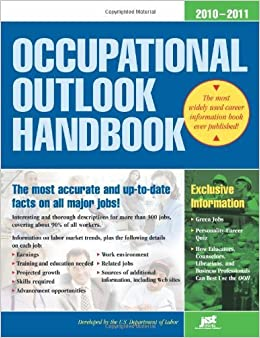 Occupational Outlook Handbook, 2010-2011: With Bonus Content (Occupational Outlook Handbook (Jist Works)) by Us Dept of Labor (2010-04-01)