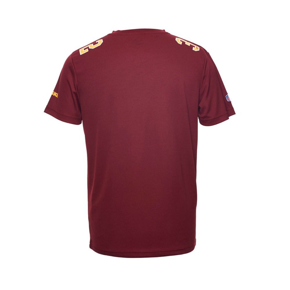 e8a90ed1736 Majestic Athletic NFL Washington Redskins Game Poly Mesh T-Shirt Large   Amazon.co.uk  Sports   Outdoors