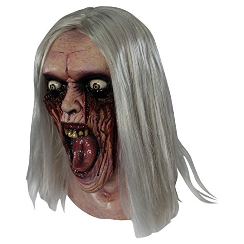 La Llorona Spirit Witch Latex Mask Demon Scary Screaming Lady Mask -