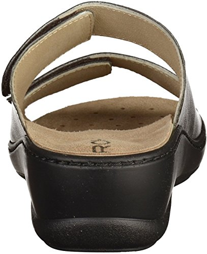 Rohde Womens Herne Real Leather Mules Bronce Feo7U10d