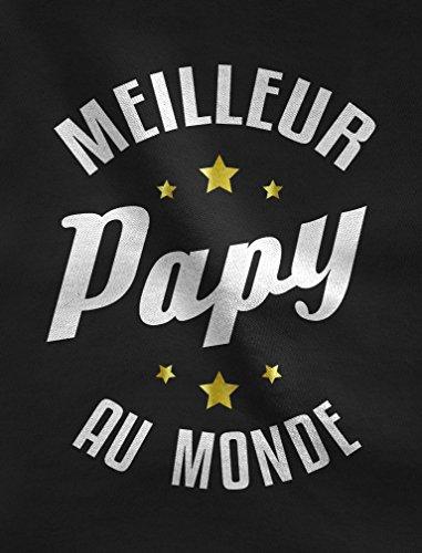 Green Turtle T-Shirts Papy Peut Tout r/éparer Humour Bricoleur Grands P/ères D/ébardeur Homme