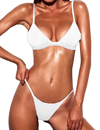 Cheap White Bathing Suit Top in Australia - 8