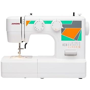 Amazon.com: Janome 5-Piece máquina de coser, enhebrador de ...