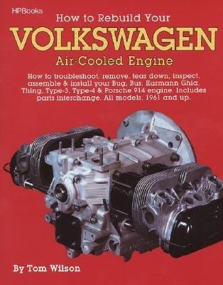 vw engine rebuild book - 3