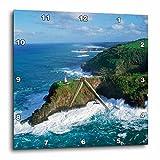 3dRose Kilauea Lighthouse, Kauai, Hawaii, USA – Us12 Dpb1194 – Douglas Peebles – Wall Clock, 15 by 15-Inch (dpp_89687_3) Review