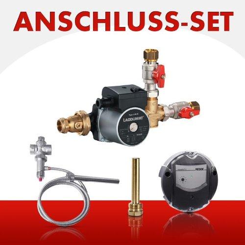 EHV GmbH Installationsset für wasserführende Geräte bis 30 KW
