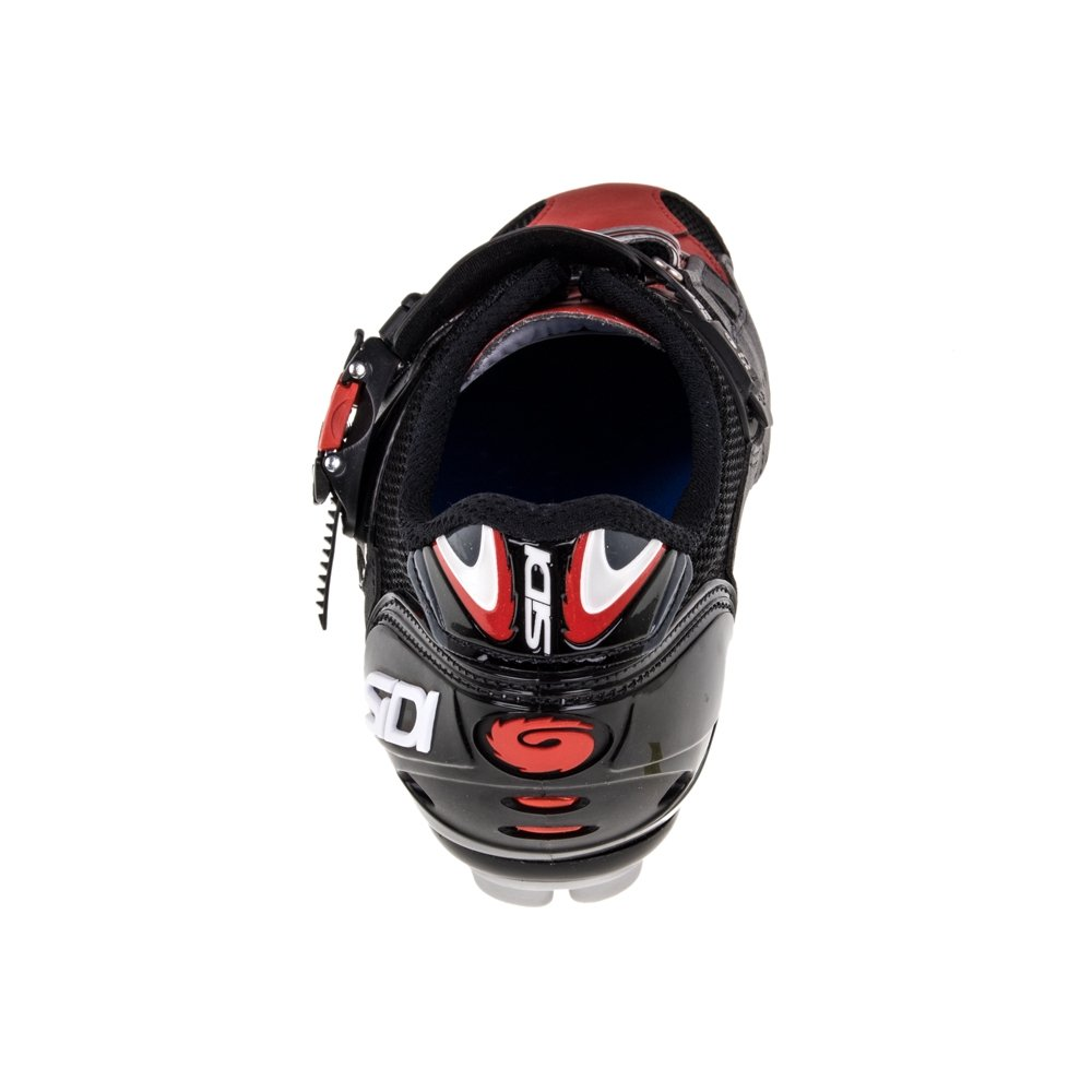 Sidi Scarpe Eagle 7 MTB Shoe Black/Red (Eur 45/US 10.5)