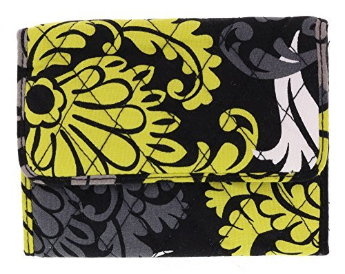 Vera Bradley Women's Euro Wallet Baroque One Size