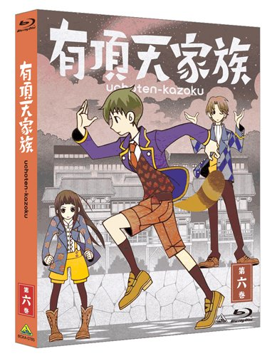 Animation - Uchoten Kazoku (English Subtitles) Vol.6 [Japan BD] BCXA-785