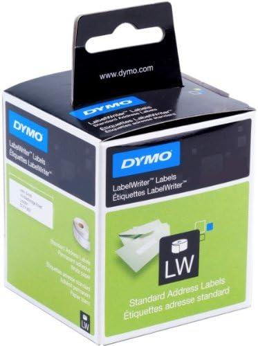 320 II 3 ROLLEN ETIKETTEN WEIß 19x51mm für DYMO Labelwriter 320