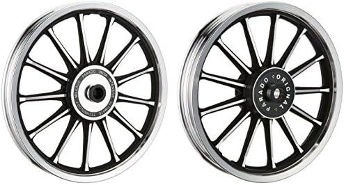 Bikenwear WV001RCA0104 Alloy Wheel for Royal Enfield Classic-350