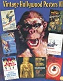 Vintage Hollywood Posters, Bruce Hershenson, 1887893555