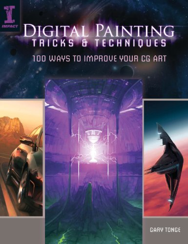 Digital Painting Tricks & Techniques: 100 Ways to Improve Your CG - Good Glasses To Way Clean