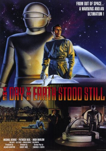 Day The Earth Stood Still The (1951) - 11 x 17  - Style C