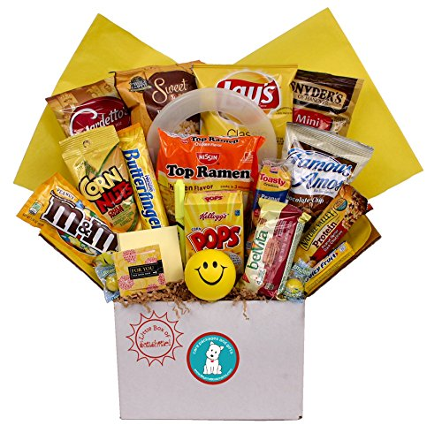 Little Box of Sunshine College Care Package - Sunshine Box