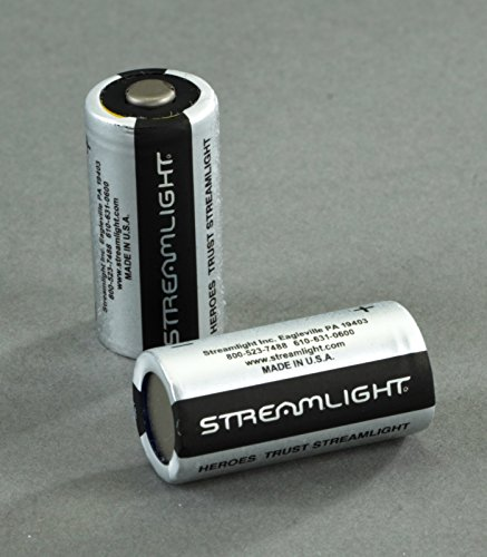 080926851771 - Streamlight 85177 CR123A Lithium Batteries, 12-Pack carousel main 2