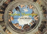 Front cover for the book Andrea Mantegna, Padua and Mantua by Keith Christiansen