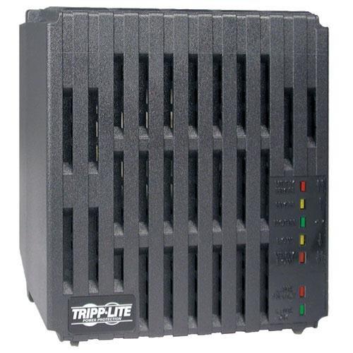 Tripp Lite LC2400 Lite 2400W Mini Tower Line Conditioner - Surge, EMI / RFI, Over Voltage, Brownout protection - NEMA 5-15R, NEMA 5-20R - 110 V AC Input - 2.40 kVA - 2.40 kW ()