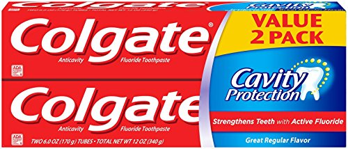 Price comparison product image Colgate Triple Action Toothpaste, 6 Ounce