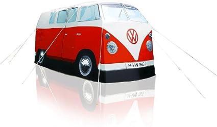 Retro VW Bus Camper Zelt 1 1 Nachbildung Rot: