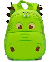 Amazon.com | YISIBO Kids Backpack 3D Cute Zoo Cartoon School ...