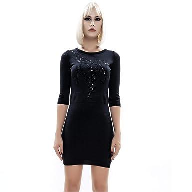 f0224109c3751 8096 Dodona Tasarım Triko Mini Şık Abiye Gece Kışlık Elbise-Krem-2 ...