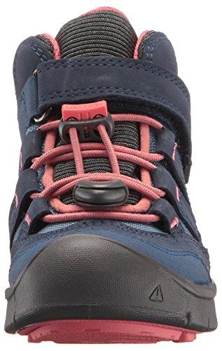 Kids' Boot Coral WP Dress Hiking Hikeport Sugar Blues Keen Mid xBHX4wqq