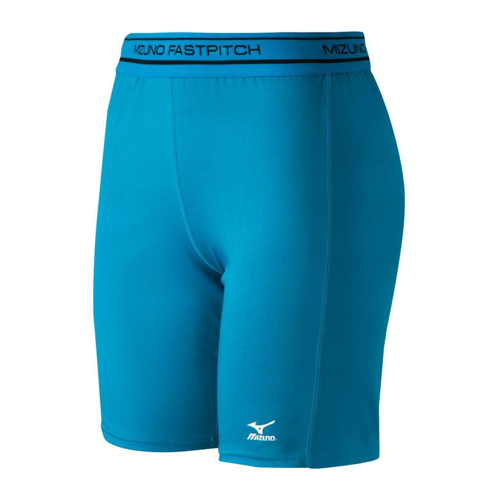 Mizuno Low Rise圧縮Sliding Shorts B015EV6G0W Medium|ディーバブルー(Diva Blue) ディーバブルー(Diva Blue) Medium