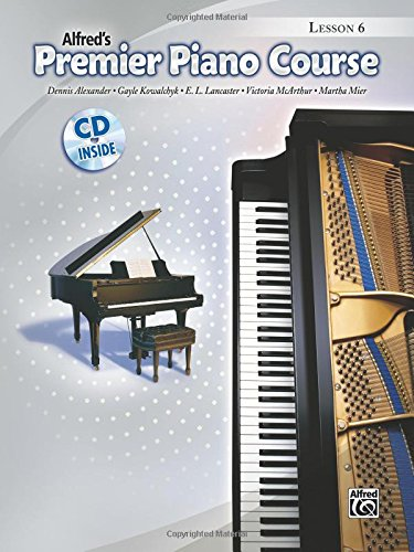 Download Premier Piano Course Lesson Book, Bk 6: Book & CD PDF