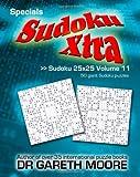 Sudoku 25x25 Volume 11, Gareth Moore, 1495414809