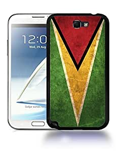 Guyana National Vintage Flag Phone Designs For SamSung Galaxy S5 Case Cover