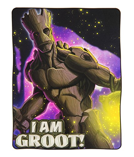 with Guardians of the Galaxy Bedding design
