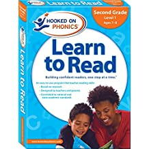 Hooked on Phonics Learn to Read - Second Grade: Level 1 (Ages 7-8)