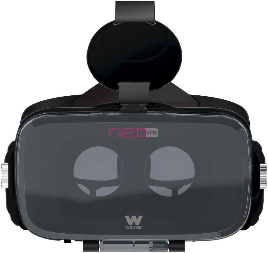 Woxter Neo VR5 - Gafas de Realidad Virtual 3D para Smartphone con ...