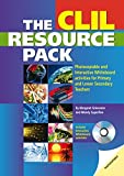 The CLIL Resource Pack: Photocopiable and Interactive Whiteboard Activities for Primary and Lower Secondary Teachers
