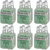 Fever Tree Elderflower Tonic Water, 200ml, 24 Bottles
