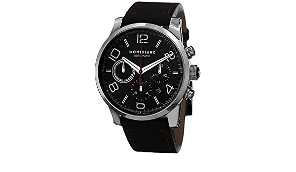 Amazon.com: Montblanc Timewalker Chronograph Automatic Mens Watch 109345: MontBlanc: Health & Personal Care