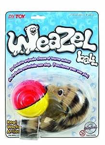 Ferry 21423 Weazel Ball - Comadreja de peluche con pelota