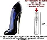 Good Girl by Carolina Herrera Eau de Parfum Glass Mini Travel Spray for Women (5ml)