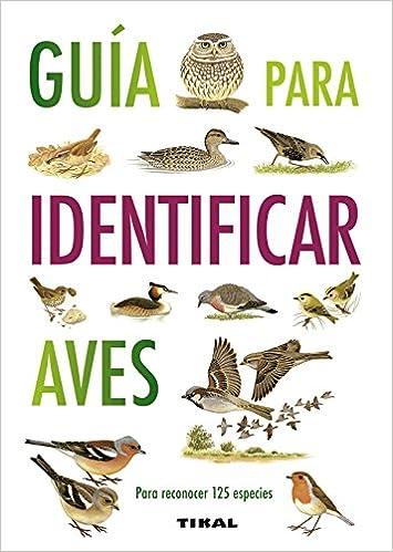 Guia Para Identificar Aves (Guías Practicas): Amazon.es: Hammond ...
