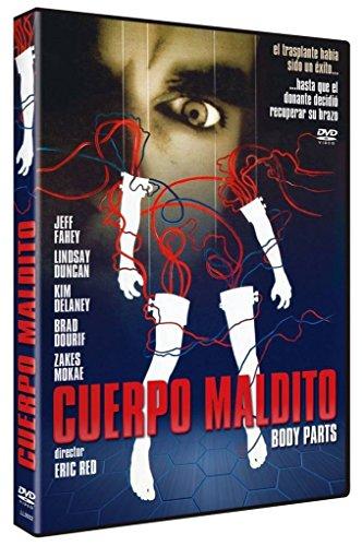 Cuerpo Maldito (Body Parts) - 1991 [Non-usa Format: Pal -Import- (Body Parts 1991)