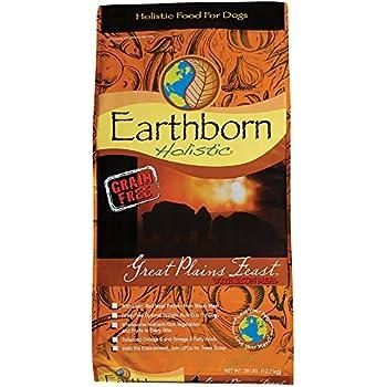 EARTHBORN HOLISTIC, Great Plains Feast, 28 Pound Bag