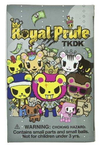 "Hunter: ~3.3"" Royal Pride by Tokidoki Vinyl Mini-Figure from Tokidoki"