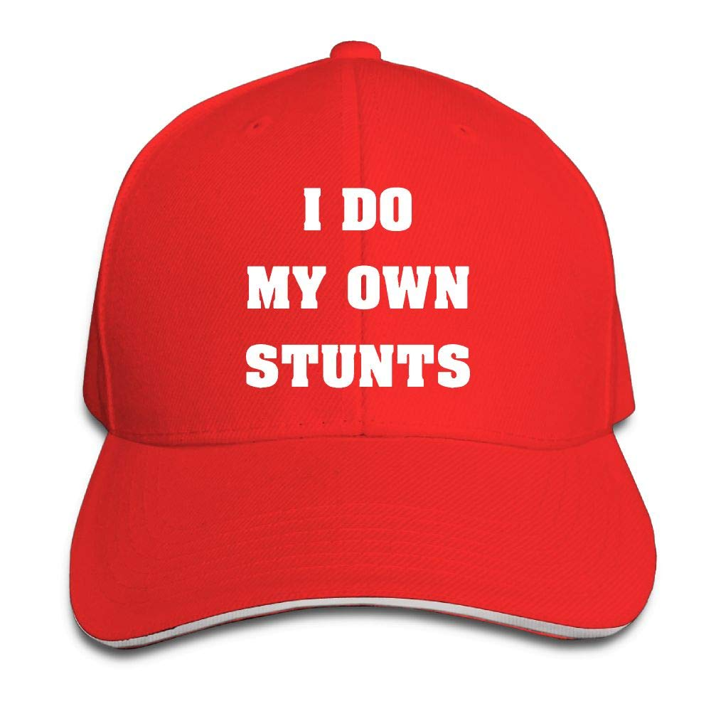 Madoling I Do My Own Stunts Sandwich Hat Baseball Cap Dad Hat