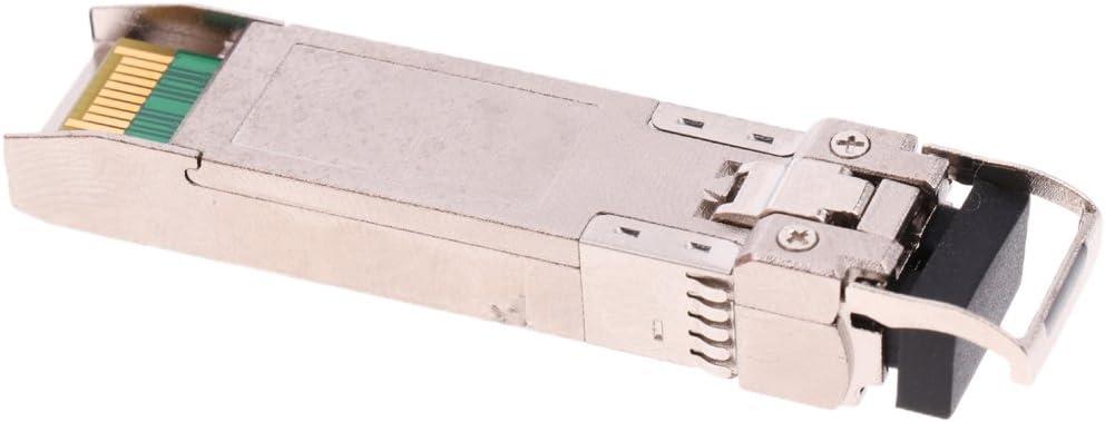 gazechimp Fiber 10GB-SR 10G SFP SR Module MSA and SFF 10GBase-SR SFP Optic Transceiver