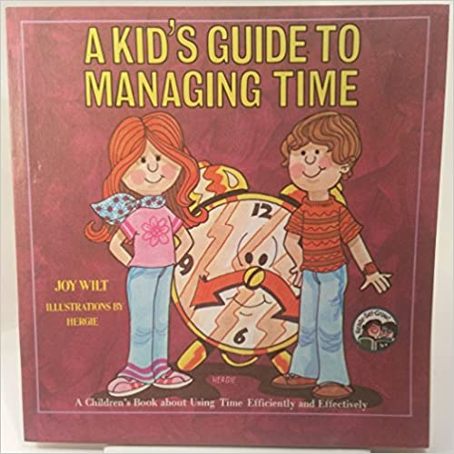 A Kids Guide to Managing Time