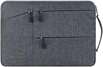 Amazon.com: 13.3 inch Premium Canvas Laptop Sleeve Case w ...