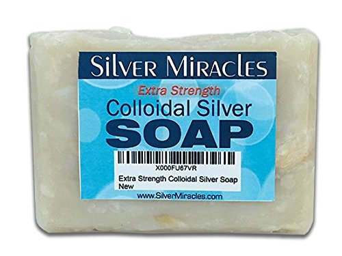 Extra Strength Colloidal Silver Soap product image