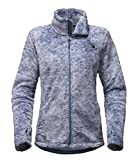 The North Face Women's Novelty Osito Jacket - Provincial Blue Marble Print - M